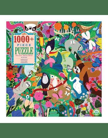 Puzzle Osos Peresozos 1.000 piezas