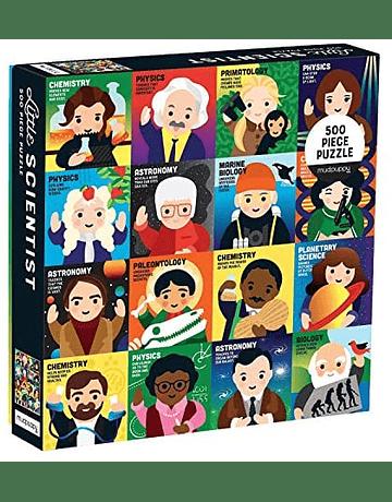 Puzzle Little Scientist 500 piezas
