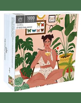 Puzzle Ramen 1.000 piezas