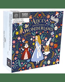 Puzzle Wonderland 1.000 piezas