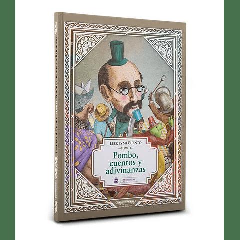 Pombo, cuentos y adivinanzas (Rafael Pombo)