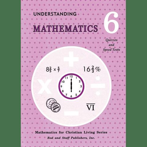 Understanding Mathematics 6