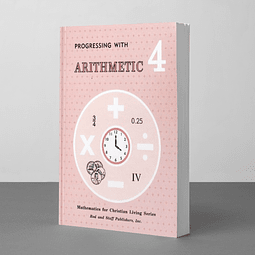 Set: Progressing with Arithmetic: Math 4