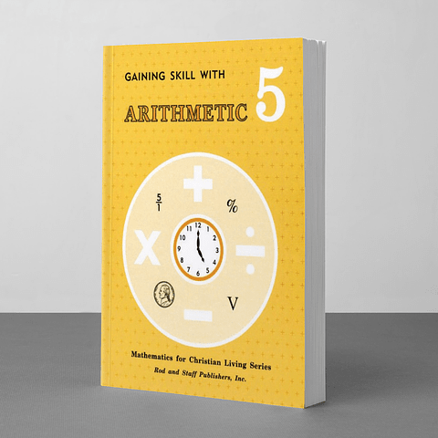 Set: Gaining Skill with Arithmetic: Math 5