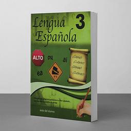 Lengua Española 3