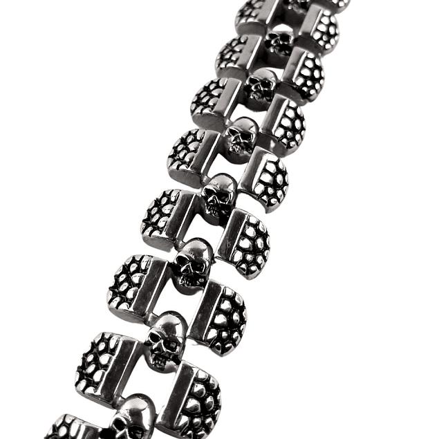 Pulsera Biker Chain