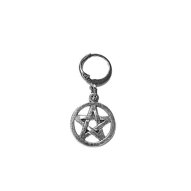 Aro Solitario Pentagrama