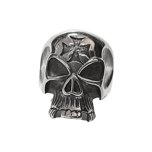 Anillo Bundeswehr Skull
