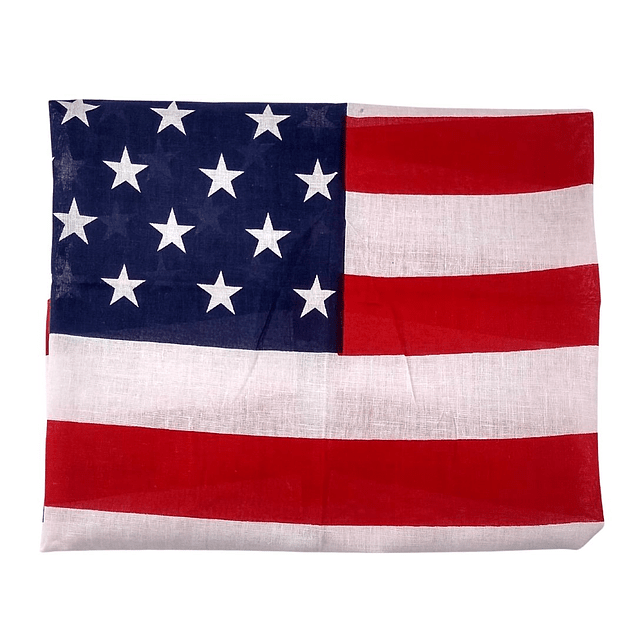 Bandana Patriot USA