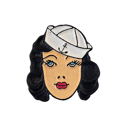Pin Sailor Pinup