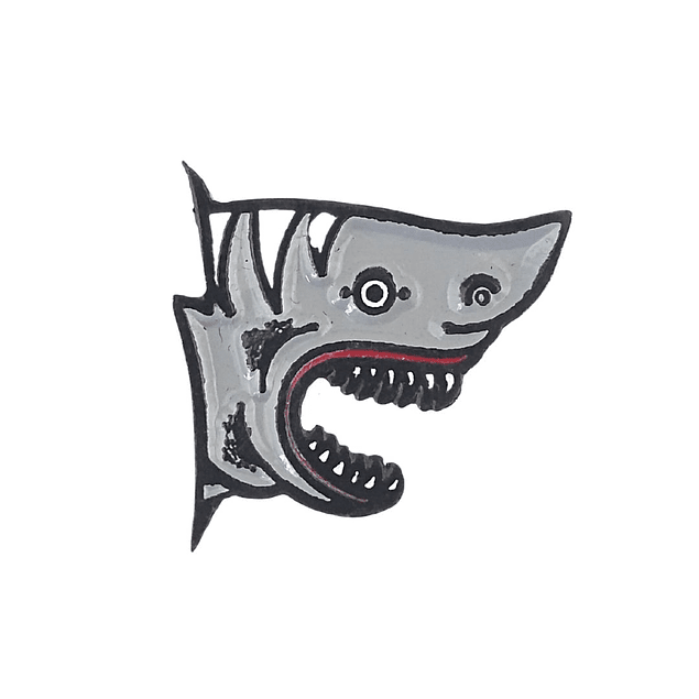 Pin Tiburón