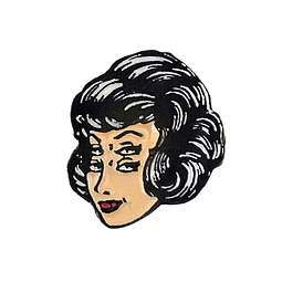 Pin Bettie