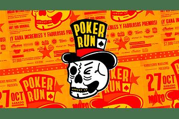 Poker Run by Caballeros Mag