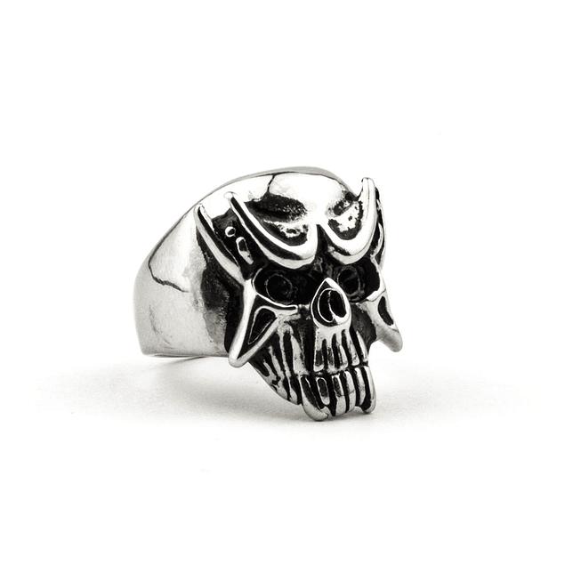 Anillo Skull Mask