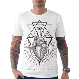 Polera Blackrise Blanco