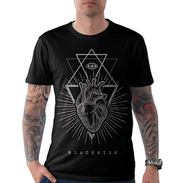 Polera Blackrise Color Negro