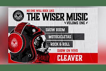 Lanzamiento The Wiser Music [INSCRIPCIONES CERRADAS]