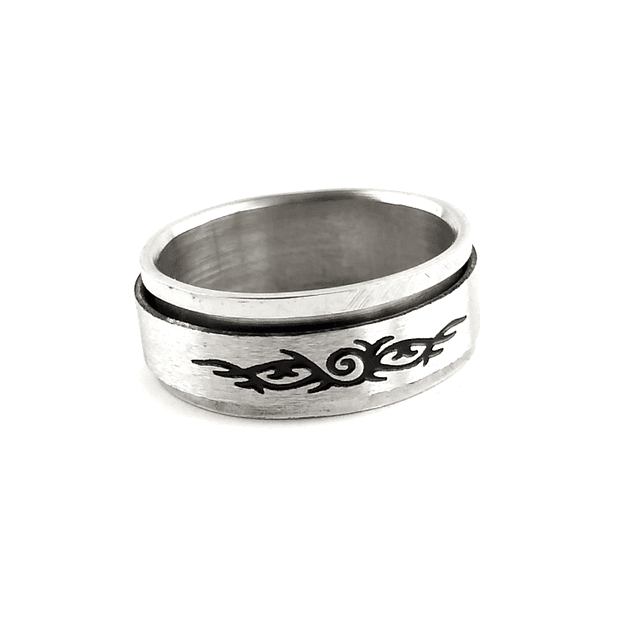 Anillo Tribal Spinner