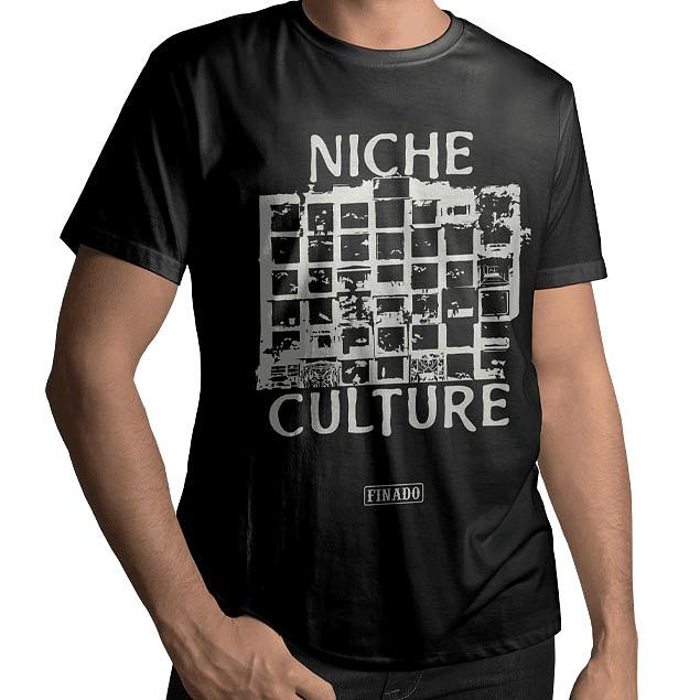 Polera Niche Culture Finao