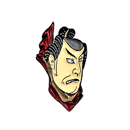 Pin Samurai