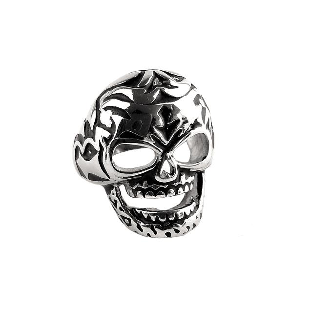 Anillo Evil Skull