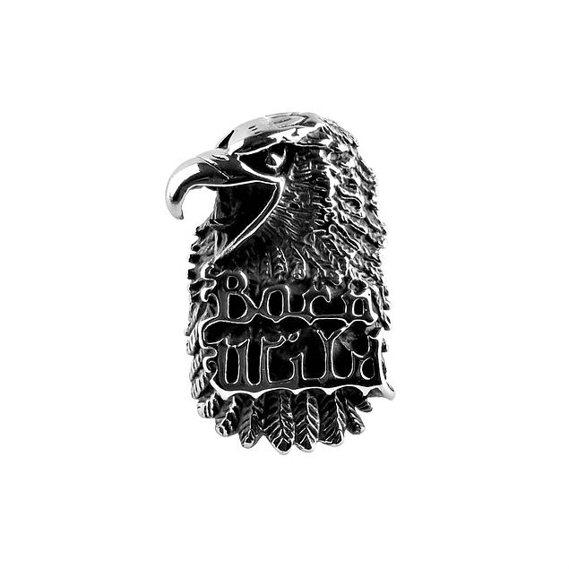 Anillo Aguila Born Wild