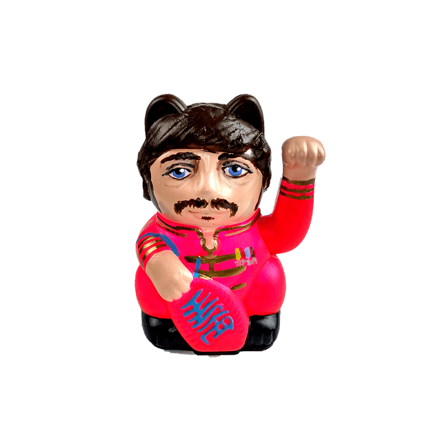 Maneki Neko Ringo Star (Beatles)