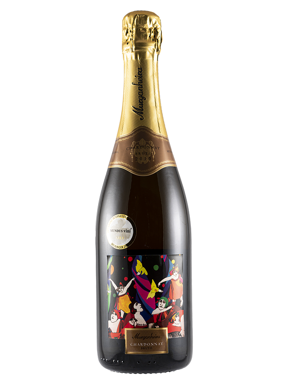 Espumante Murganheira Chardonnay Bruto 2010