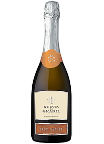 Quinta do Gradil Espumante Brut Nature 2015
