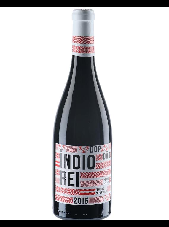 Índio Rei Red Label Grande Reserva 2015