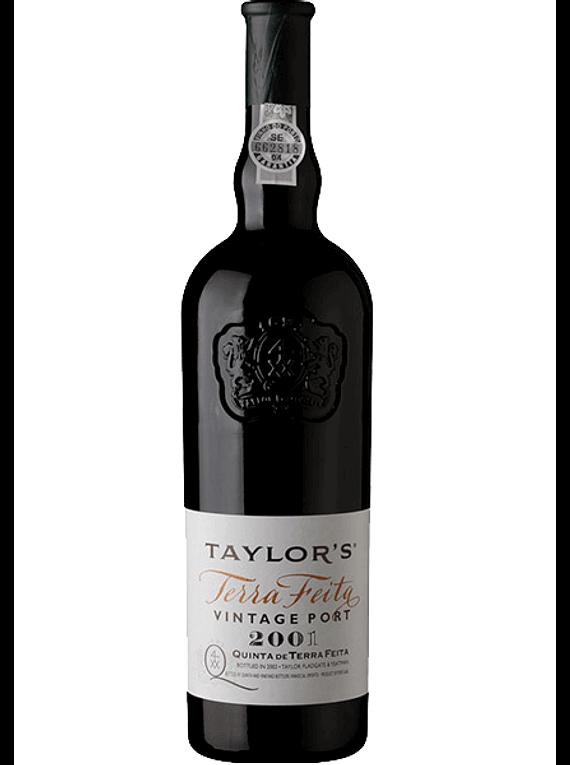 Taylor's Quinta da Terra Feita Vintage 2001