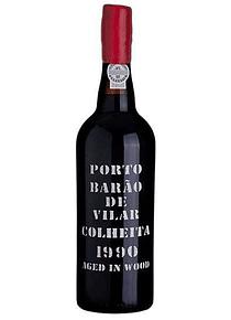 Barão de Vilar Colheita 1990
