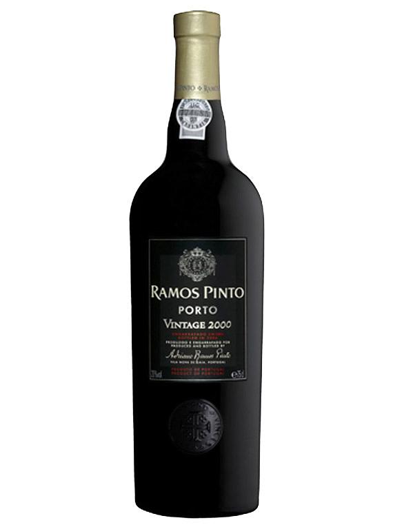 Ramos Pinto Vintage Port 2000