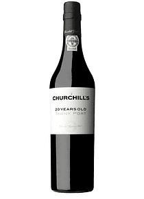 Churchill's Port 20 Year Old Tawny