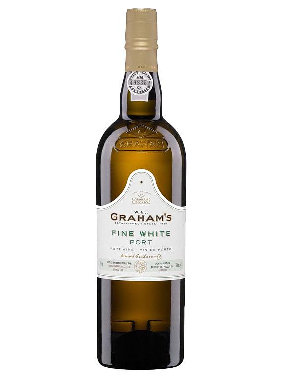 Graham's Extra Dry White Port