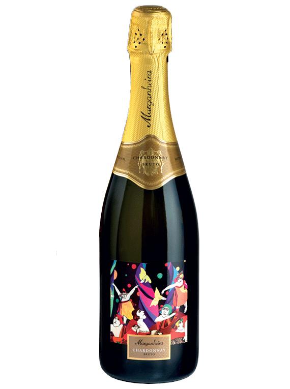 Murganheira Chardonnay Bruto 2008