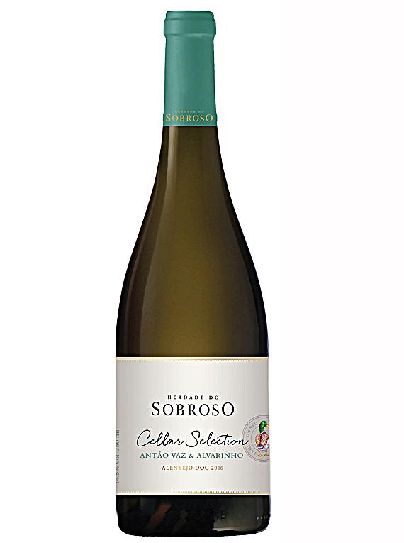 Herdade do Sobroso Cellar Selection 2016