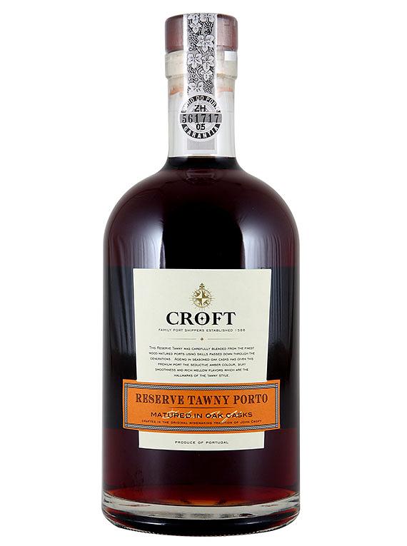 Croft Reserva Tawny