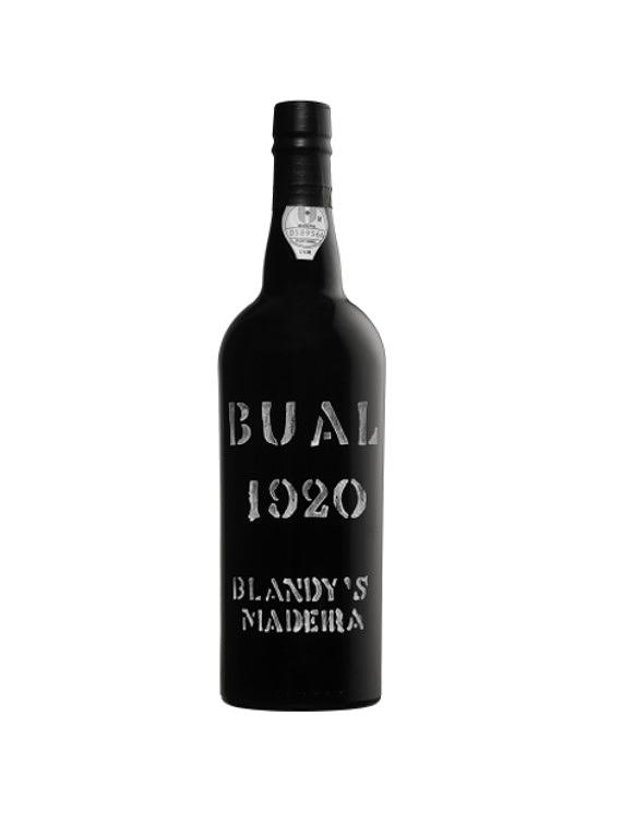 Blandy's Bual 1920