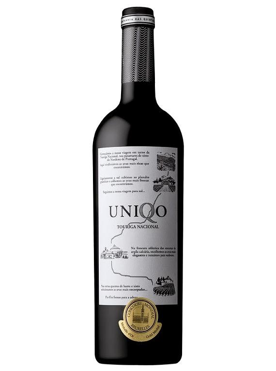 Companhia das Quintas Touriga Nacional Uniqo 2010