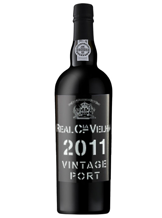 Real Companhia Velha Vintage 2011