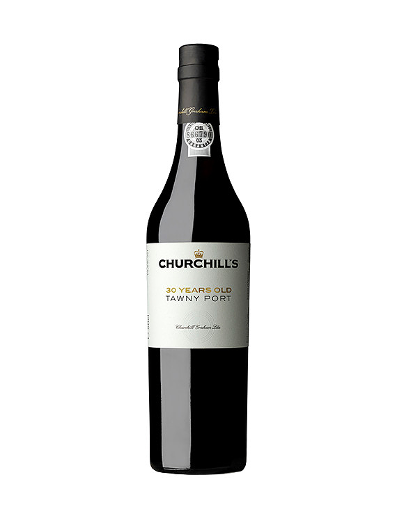Churchill's 30 Anos Tawny Port Wine