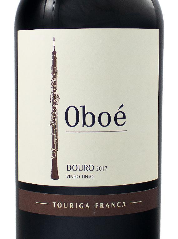 Oboé Touriga Franca 2017