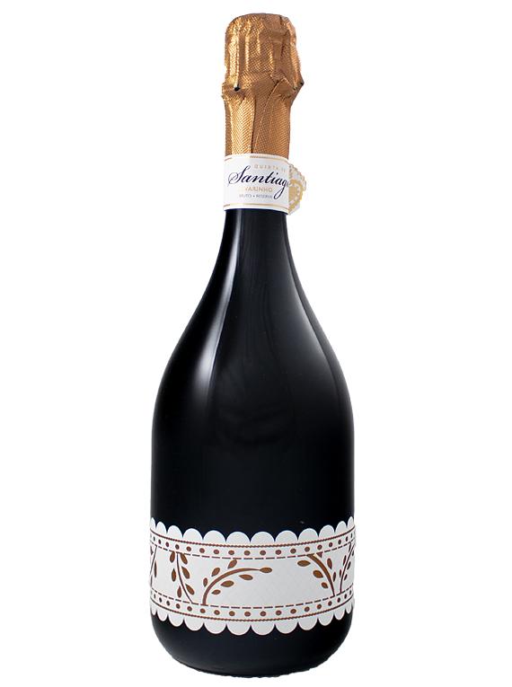 Sparkling Wine Quinta de Santiago Alvarinho 2016
