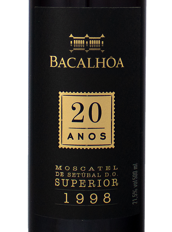 Bacalhôa Moscatel de Setúbal Superior 1998