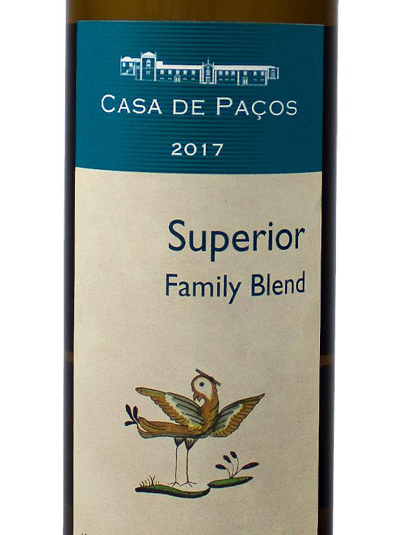 Casa de Paços Superior Family Blend 2017