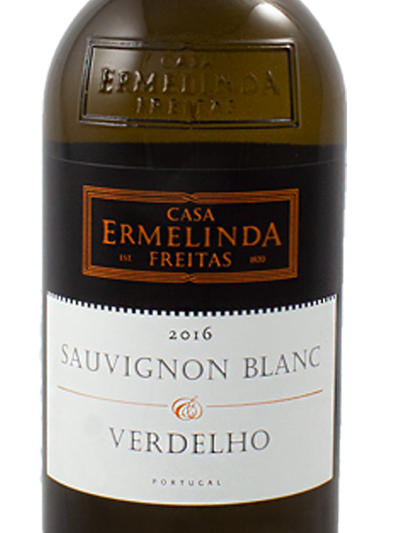 Casa Ermelinda Freitas Sauvignon Blanc e Verdelho 2016