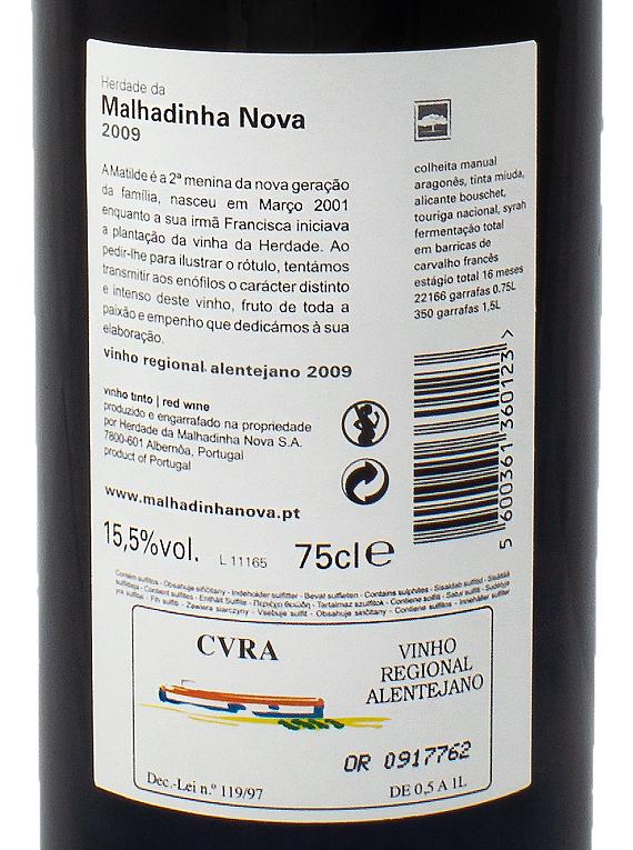 Malhadinha 2009