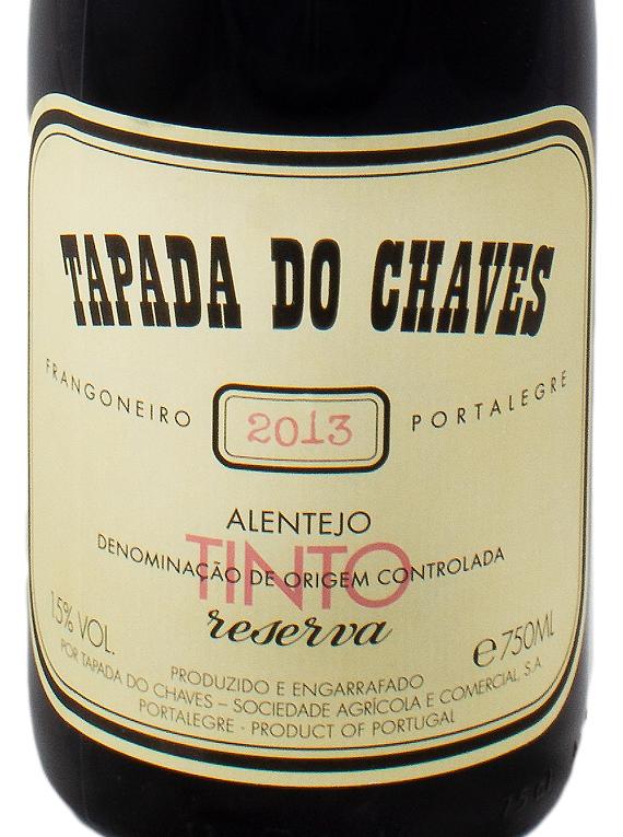 Tapada do Chaves Reserva 2013