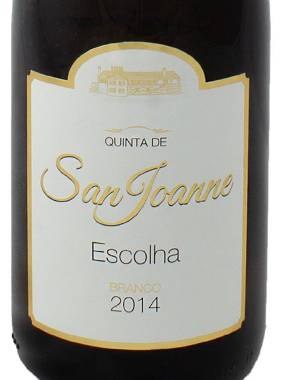 Casa de Cello Quinta de San Joanne Escolha 2014